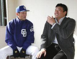 与田剛さん、中島裕之をdisる「MLBから帰った…あっ、アメリカから帰った中島」