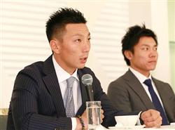 楽天・嶋基宏、プロ野球選手会長退任へ…後任は?