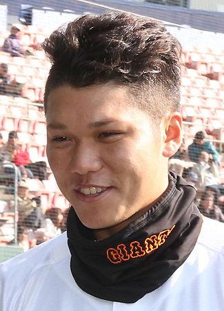 巨人・坂本勇人、スカパー!から発表された「イケメンだと思うプロ野球選手」ランキングで1位を獲得