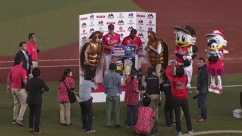 千葉ロッテさん、2年連続でゴキブリが出現した日にサヨナラ勝ち