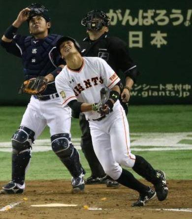【悲報】巨人4番候補の大田、もうスタメン落ち
