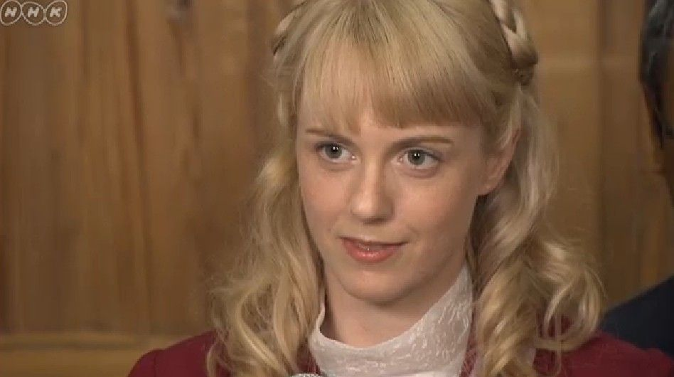 朝ドラ「マッサン」のエリーが美しすぎる : 番茶速報 番茶速報 速報じゃなく出涸らしです。特化と