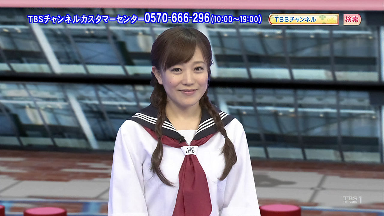 Images of 江藤愛のTBSチャンネ...