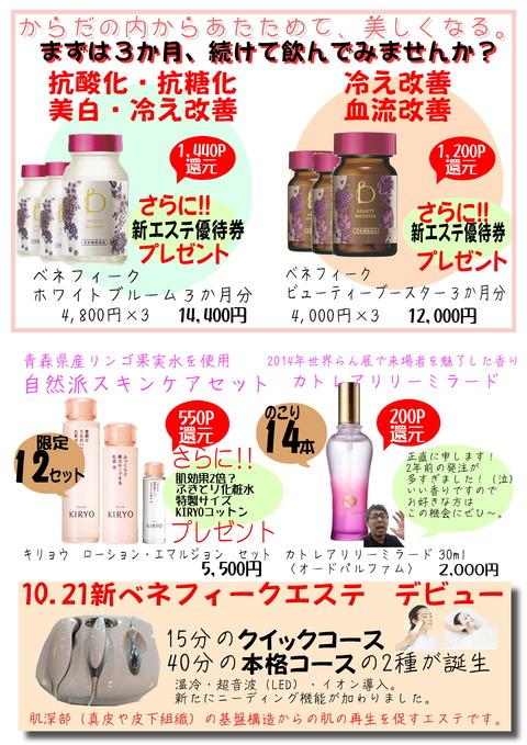 2016化粧品デー 裏
