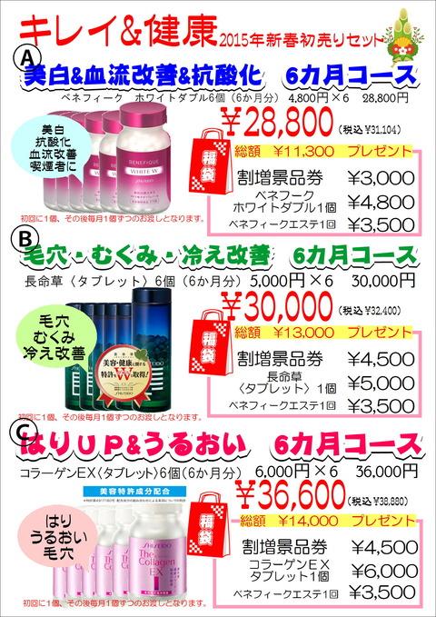 2015 初売りBF