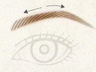 立体眉の描き方0001