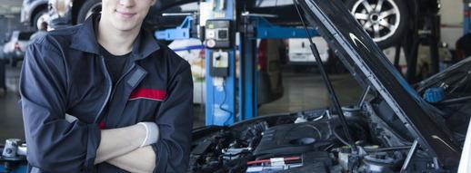 自動車整備工場から中古車を買う…という選択