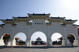 台湾 自由広場