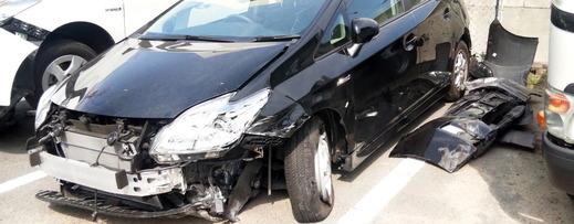 事故車を見分ける方法は・・・