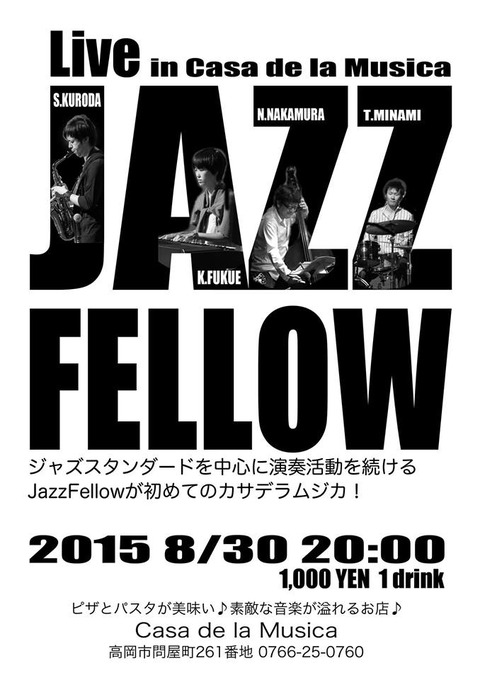 jazz fellow