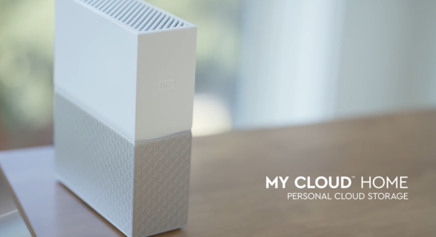 WD Cloud Home