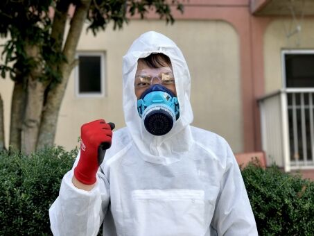 【新型コロナ】武漢の病院の清掃員の月給がこちら・・・