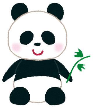 パンダの1日の食費約1万円 ← ええんか…?