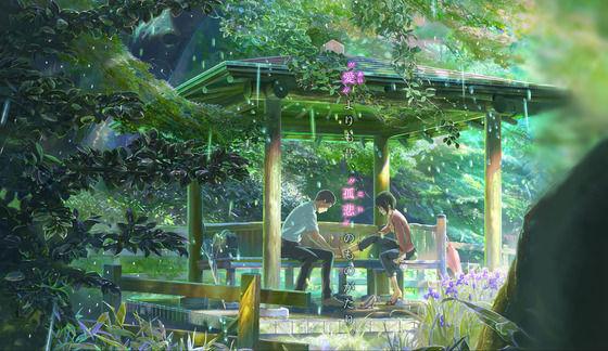 世界よ、これが日本のアニメ映画だ!【神作画】