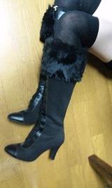 ブーツ女装子&MTF