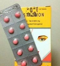 女性ホルモン剤・エストロモン