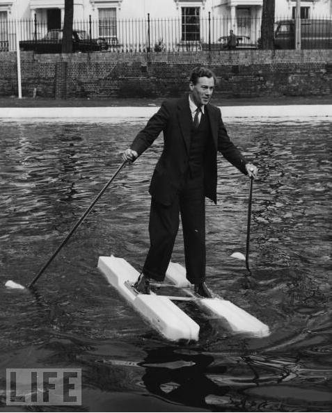 Sea-Shoes, 1962