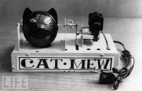 Cat-Mew Machine, 1963