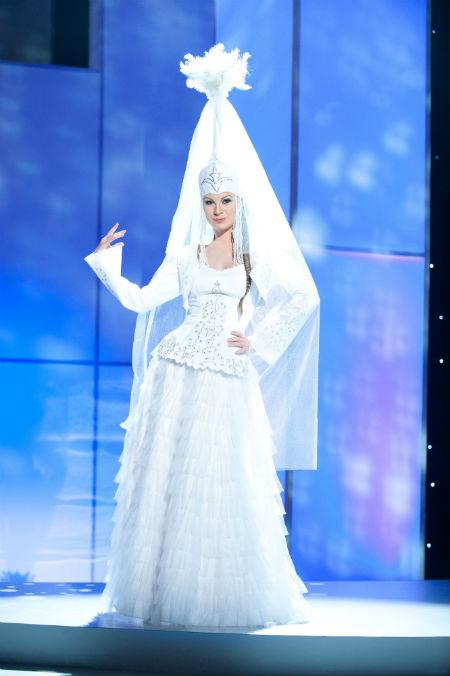Miss Kazakhstan