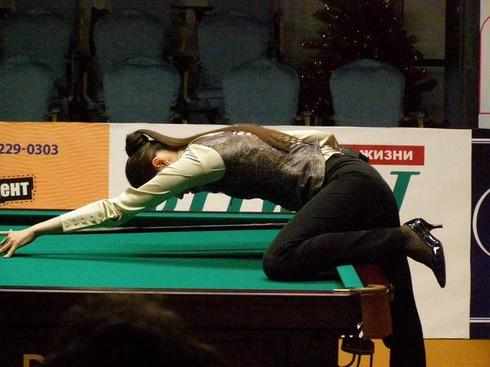 Pretty Russian Billiards Master12