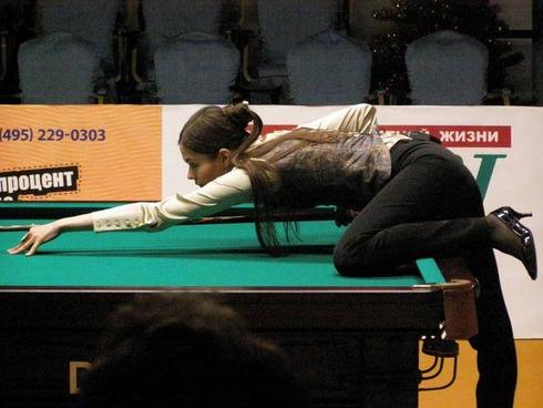 Pretty Russian Billiards Master10