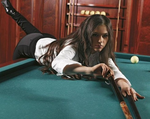 Pretty Russian Billiards Master09