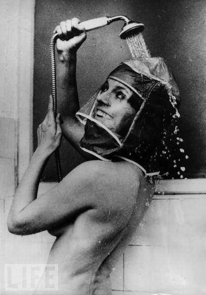 Shower Hood, 1970