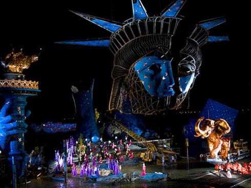 Aida by Giuseppe Verdi  2009-2010