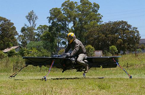 A-hoverbike