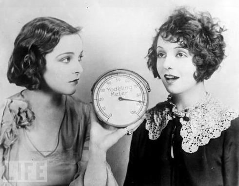 Yodel Meter, 1925