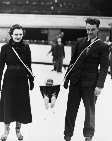 Baby Holder, 1937