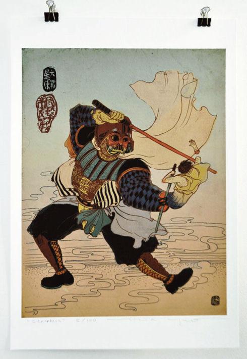 Ukiyo-e-Star-wars