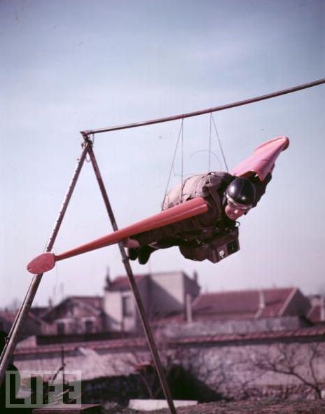 Birdman Suit, 1955
