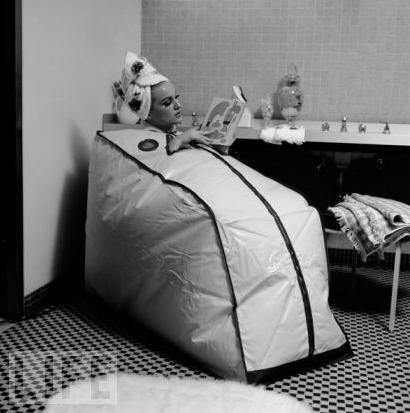 Finnish Portable Sauna, 1962