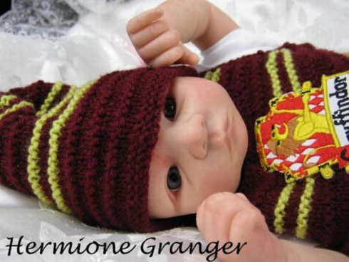 Baby hermione