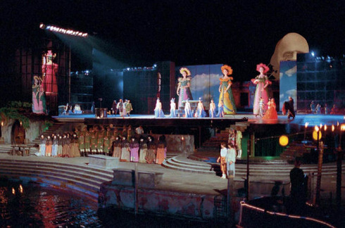 The Tales of Hoffmann 1987-1988