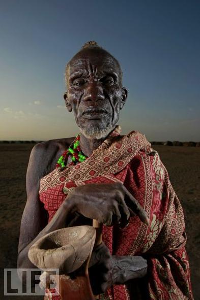 Dassanech Tribal Elder