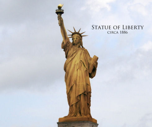 Statue-of-Liberty-then1