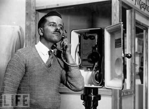 Laryngaphone, 1929