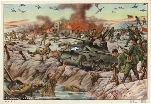 Propaganda Posters from China 01