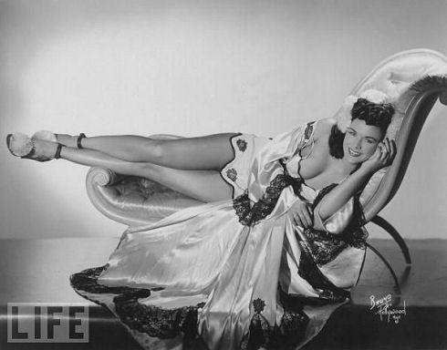 Mary Mack, circa 1950