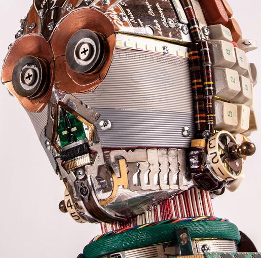 Junk Art C3PO Woody-4087