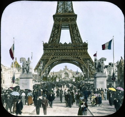 The 1900 Paris World's Fair in Color (4)