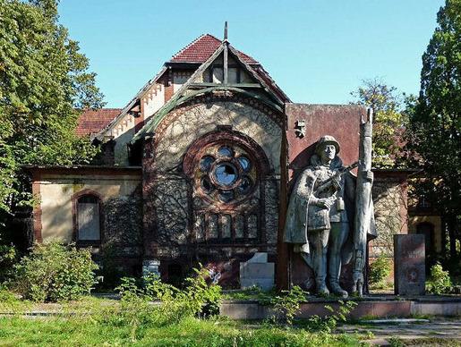 Beelitz-Heilstatten sanatorium 09
