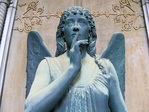 Cimitero monumentale di Staglieno 21