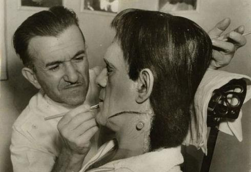 BEHIND THE SCENES OF FRANKENSTEIN