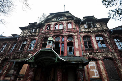 Beelitz-Heilstatten sanatorium 31