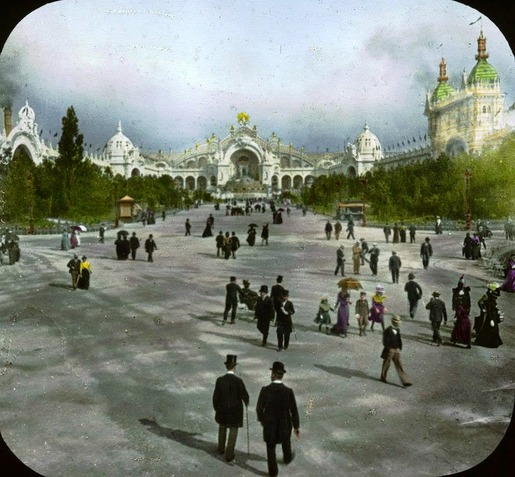 The 1900 Paris World's Fair in Color (22)