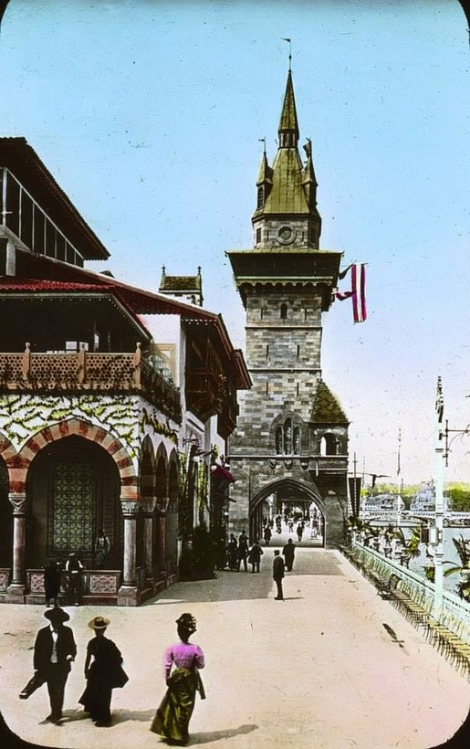 The 1900 Paris World's Fair in Color (28)