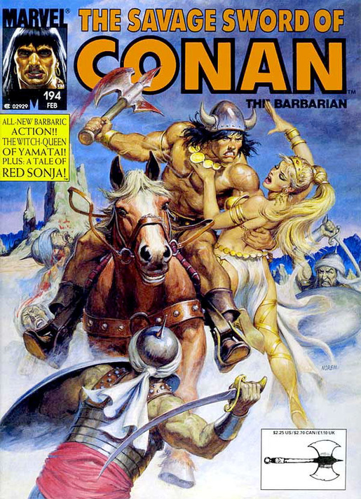 Savage Sword Of Conan (1992) Norem - 029